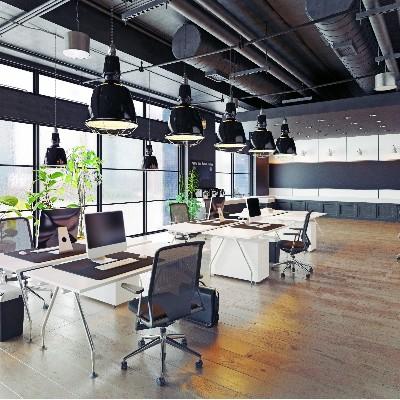 经伟创意园办公室装修