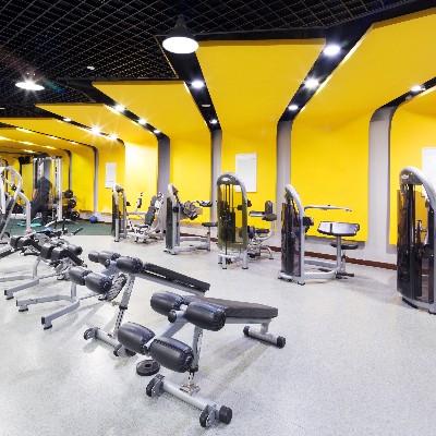 临安区健身房装饰设计案例