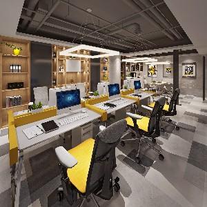 办公室装修营造舒适办公空间环境设计