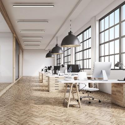 杭州某公司办公室装修设计