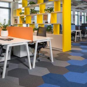 共享创业办公室空间装修