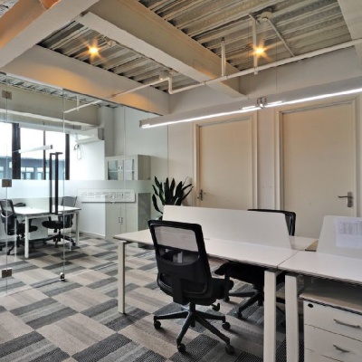 办公室装修风格简约,好处也多多!