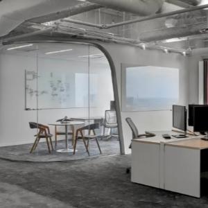 办公室装修中墙面如何装修