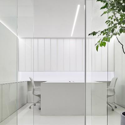 企业的办公室装修如何体现出对不同级别的办公室区分呢?
