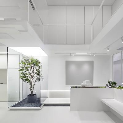 办公室走廊装修技巧,办公室装修地面处理方法
