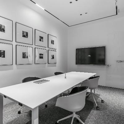 杭州办公室会议装修