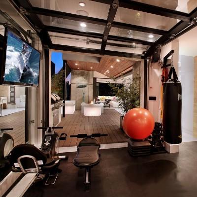 家庭健身房装修设计