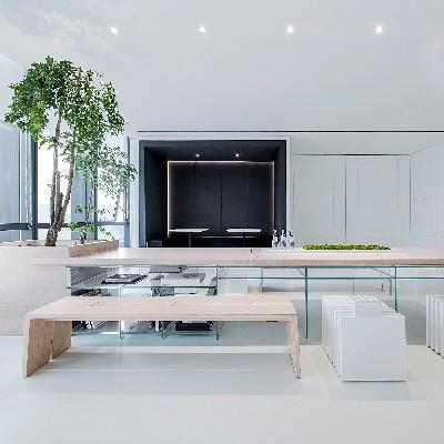 新中式办公室装修怎样设计?