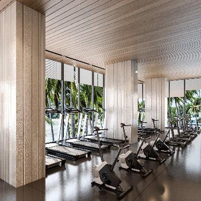 拱墅区健身房装修设计