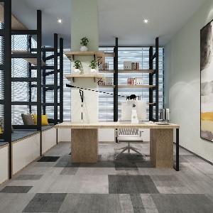 办公室装修会客区的设计风格十分多样