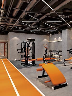 健身房设计装修需要注意这几点,禾创装饰告知你