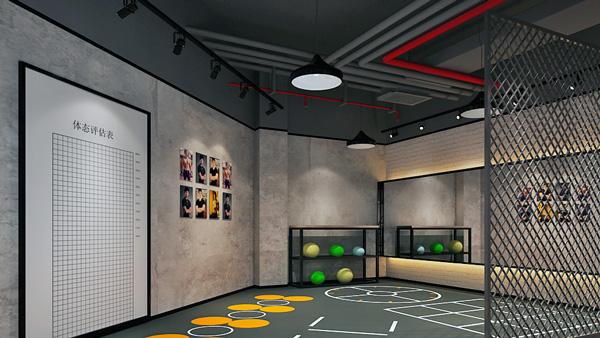 健身房装饰设计从哪方面考量?禾创装饰为你解答
