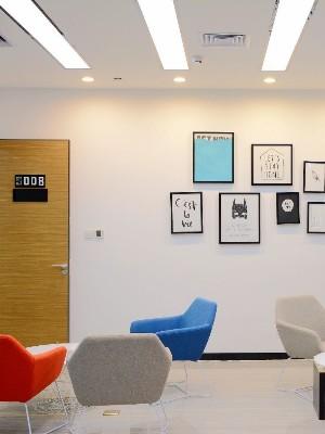 杭州办公室装修店面装修设计哪些是不容忽视的?