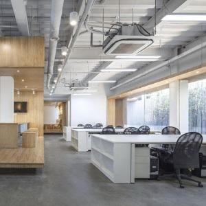 办公室装修怎么合理装修空间?