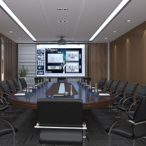 办公室空间装修三要素