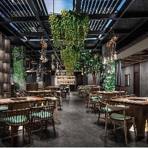 餐饮人开餐厅,如何选择靠谱的装修设计公司?
